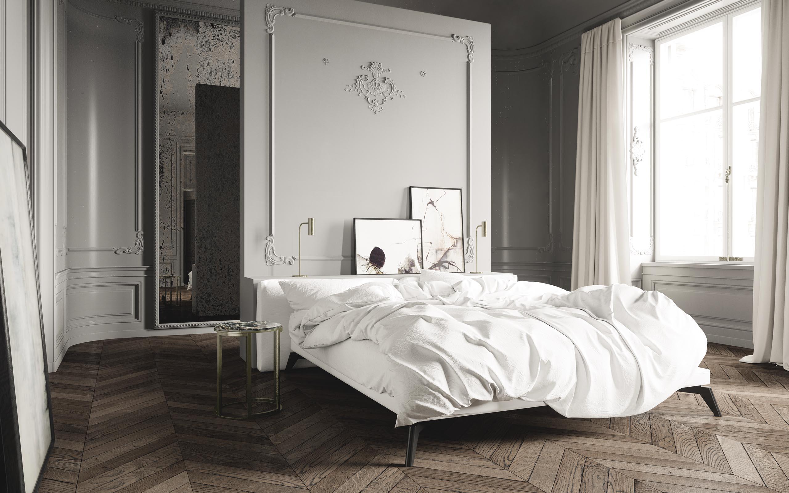 Classic Apartment_7