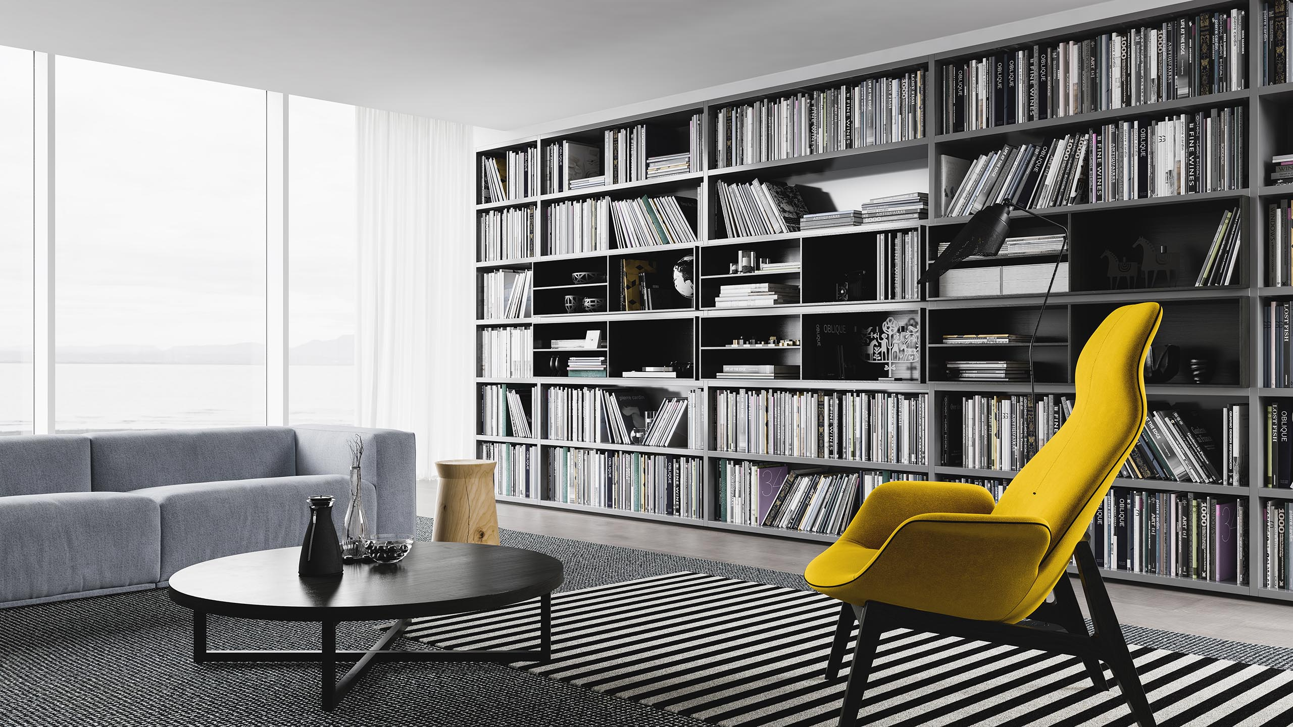 Seaside Library_Talcik_Demovicova_1