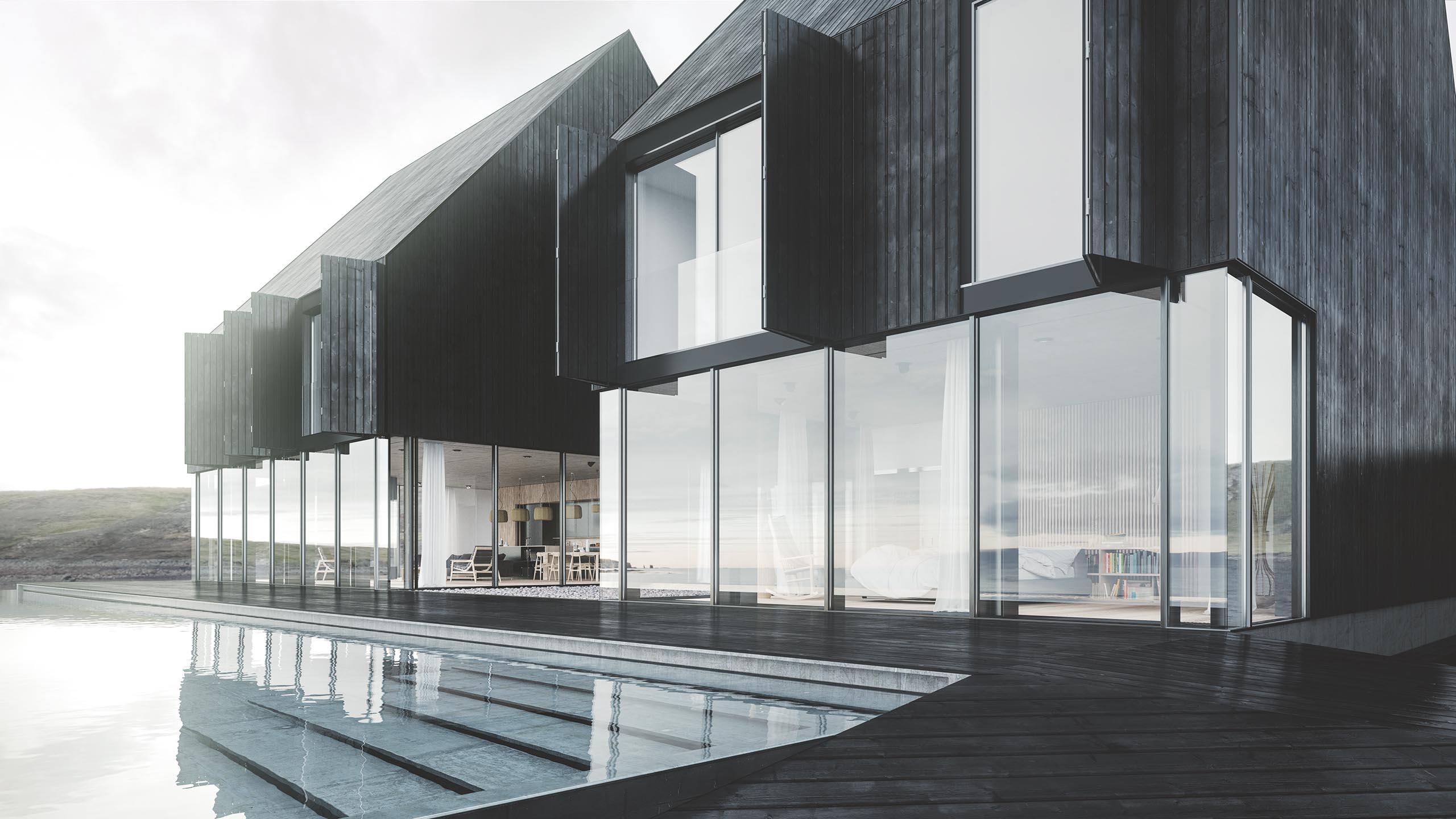 Icelandic House Talcik Amp Demovicova