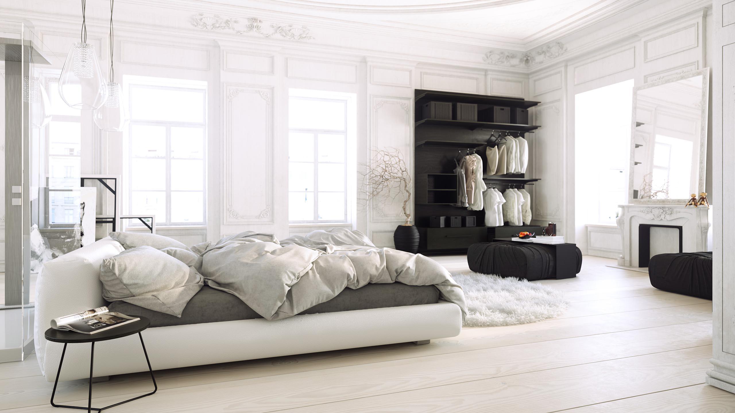 White Bedroom   Talciku0026Demovicova